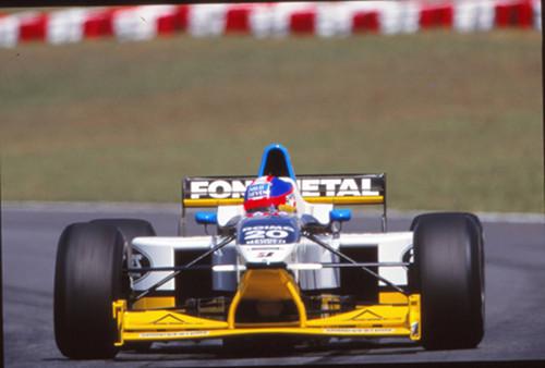 Ukyo Katayama   Minardi Hart   1997
